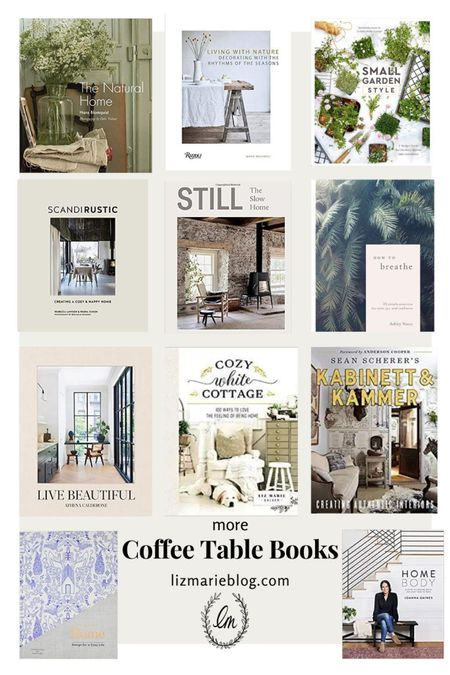 Even MORE of my favorite coffee table books  #LTKhome