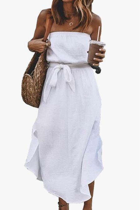 Amazon fashion Amazon style Amazon dress   #LTKstyletip #LTKsalealert #LTKunder50
