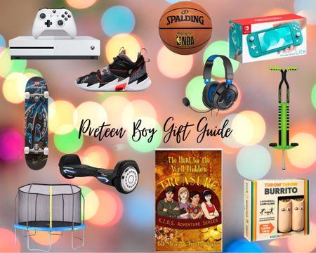 Preteen Boys Gift Guide!    http://liketk.it/30TDy #liketkit @liketoknow.it #LTKgiftspo #LTKkids #StayHomeWithLTK