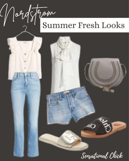 Nordstrom fresh looks for this summer!  #LTKitbag #LTKshoecrush #LTKstyletip