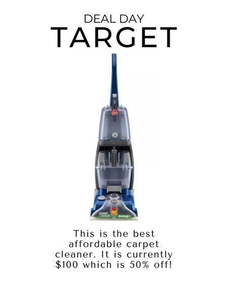 Target Deal Day | Affordable Carpet Cleaner   http://liketk.it/3ic72 #liketkit @liketoknow.it #LTKunder100 #LTKhome #LTKsalealert