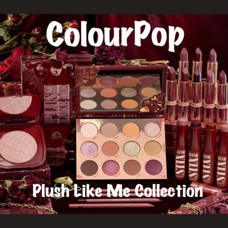 New ColourPop Plush Like Me Collection!   #LTKsalealert #LTKbeauty #LTKSale