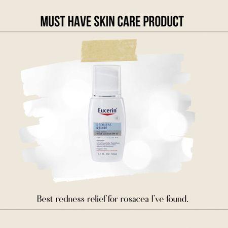 Skin care, rosacea, moisturizer, beauty product,  #primeday #amazonfinds   #LTKunder50 #LTKsalealert #LTKbeauty