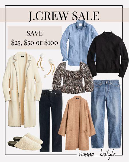 jcrew sale #anna_brstyle  #LTKsalealert