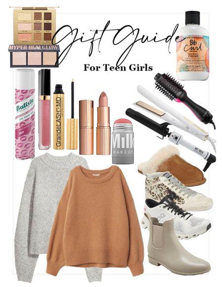 Gift guide for teen girls // Holiday farmhouse  #LTKHoliday #LTKGiftGuide #LTKunder50