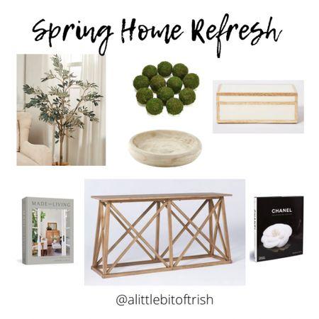 Spring Home Refresh featuring QVC.. Studi McGee at Target & Amazon 🙌🏼  http://liketk.it/3du2a #liketkit @liketoknow.it #LTKhome #LTKsalealert #LTKfamily