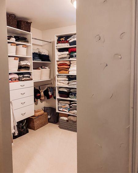 Closet Organization http://liketk.it/35mIz #liketkit @liketoknow.it #LTKunder100 #LTKunder50 #LTKhome