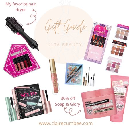 Ulta beauty Sale , Anastasia Beverly Hills, lip pallet, too faced mascara, brow kit, cleanser , gift guide, beauty sets http://liketk.it/31ZzO #liketkit @liketoknow.it Tarte eye shadow , makeup kit gift  #LTKgiftspo #LTKbeauty #LTKsalealert @liketoknow.it.brasil @liketoknow.it.europe @liketoknow.it.family @liketoknow.it.home Shop your screenshot of this pic with the LIKEtoKNOW.it shopping app