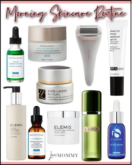 My Morning Skincare Routine!      #LTKbeauty