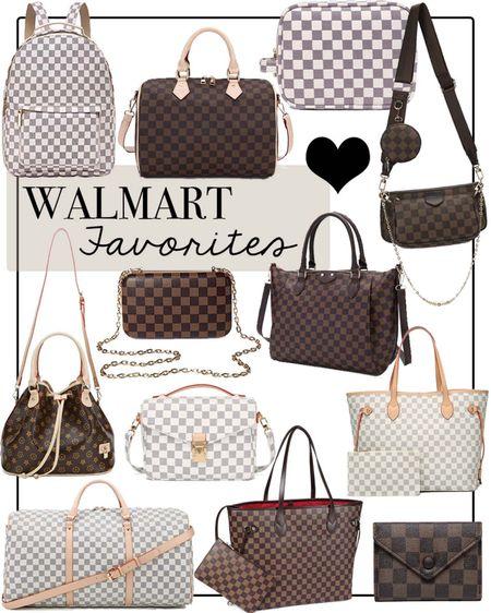 Walmart favorite bags    #LTKunder50 #LTKitbag #LTKGiftGuide