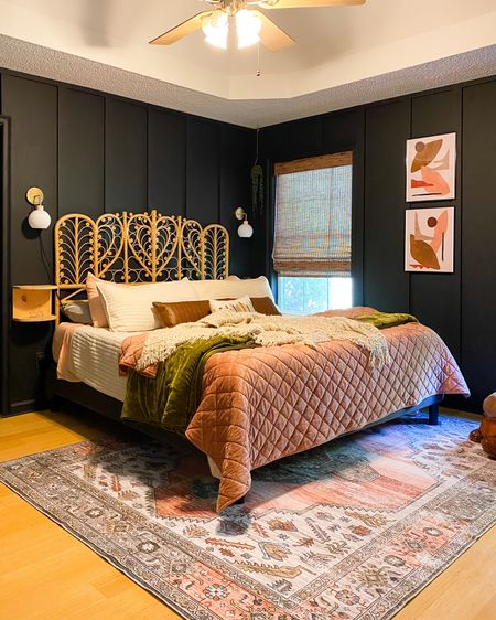 moody bedroom vibes http://liketk.it/3dY80 #liketkit @liketoknow.it #LTKhome @liketoknow.it.home