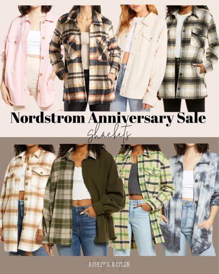 Shackets at the Nordstrom sale  #LTKstyletip #LTKsalealert #LTKunder100