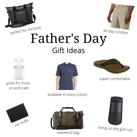 """Guys have everything, right? This year Father's Day is on Sunday, June 21 which right around the corner. I've put together a list of """"tried and true"""" Father's Day Gift ideas for the special man in your life. The list below are all gifts I have given my husband, dad or brother and have been received with rave reviews.  http://liketk.it/2Q6eQ #liketkit @liketoknow.it You can instantly shop my looks by following me on the LIKEtoKNOW.it shopping app You can instantly shop my looks by following me on the LIKEtoKNOW.it shopping app   #fathersdaygiftguide #fathersday2020 #giftguide2020 #dadgifts #fathersdaygiftideas #fathersdaygifts #fathersdayideas #giftsfordad #giftfordad"""