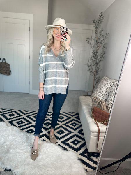 Abercrombie striped sweater- medium    #LTKunder50 #LTKSale #LTKsalealert
