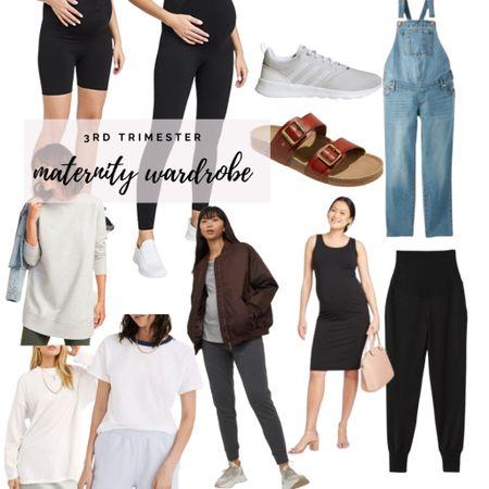 Maternity spring wardrobe  #bumpfriendly #maternity wardrobe  #LTKSeasonal #LTKbaby #LTKbump