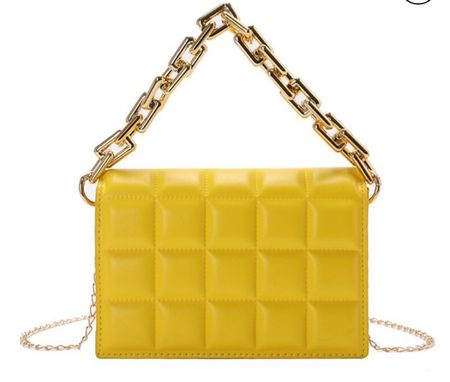 Omg y'all look at this stunning designer inspired bag!!!! I LOVE the color! And it comes in a bunch of other ones too!!! And it's under $25!!!!! Like what?!  #LTKstyletip #LTKitbag #LTKunder50