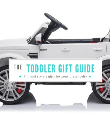 Perfect simple gifts for toddler boys that won't break the bank. #liketkit @liketoknow.it http://liketk.it/32UKZ #LTKgiftspo #LTKunder50 #LTKkids #toddlerboys #4wheeler #giftguides @liketoknow.it.family Download the LIKEtoKNOW.it shopping app to shop this pic via screenshot