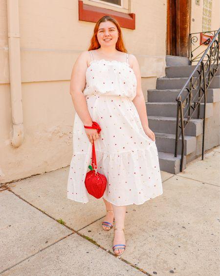 Loving this ModCloth maxi dress!! So so so cute 🥰 http://liketk.it/3hD8W #liketkit @liketoknow.it #LTKunder100 #LTKcurves #LTKeurope #ltksummer #sundress #cottagecore