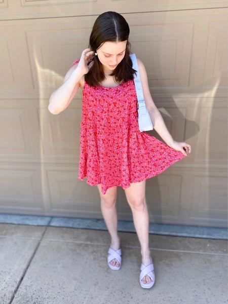 Target style outfit! All tts. #targetstyle #target #summeroutfits #beachvacation #beachvacationoutfits #summerfashion #summerdress #sandals   #LTKSeasonal #LTKunder50 #LTKshoecrush