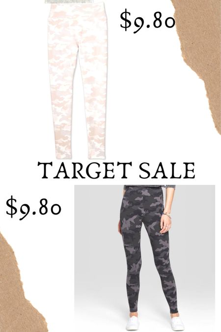 Cute target leggings on sale for under $10 now! You can instantly shop all of my looks by following me on the LIKEtoKNOW.it shopping app http://liketk.it/32O1G #liketkit @liketoknow.it #LTKsalealert