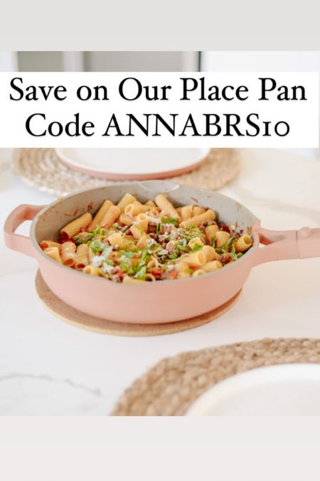 Save on our place always pan with code ANNABRS10 #anna_brstyle  #LTKsalealert