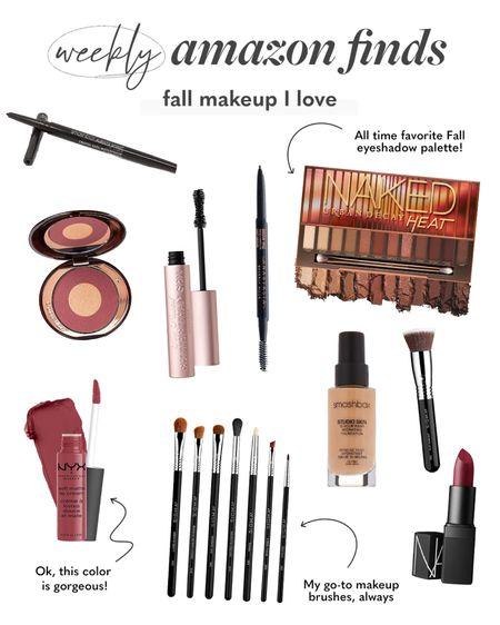 Makeup for Fall, warmer tone makeup colors, cooler weather beauty   #LTKeurope #LTKbeauty #LTKSeasonal