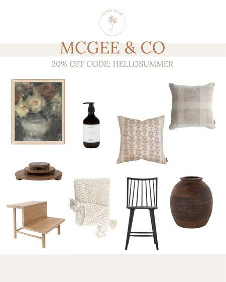 My favorite picks from McGee & Co sale!   #LTKsalealert