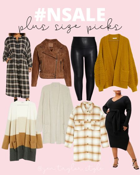 These are my favorite plus size Nordstrom Anniversary Sale picks for 2021! Lots of cute plus size fall outfits can be made with these #nsale pieces!   #LTKcurves #LTKsalealert #LTKstyletip