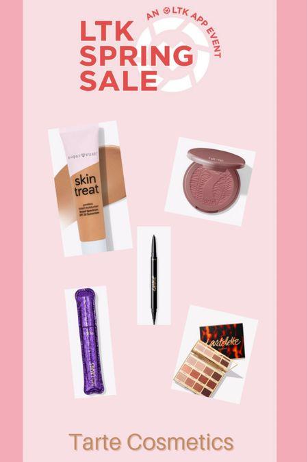 My favorite tarte cosmetics products I use 💕 25% off + Free Shipping! ✨ @liketoknow.it #liketkit http://liketk.it/3cu72 #LTKSpringSale #LTKsalealert #LTKbeauty