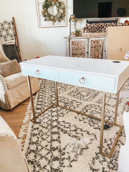LOVEE this desk for my girls! Bought 2 of them! There are different prices, but this one is from Wayfair and the Coralie one!   #LTKsalealert #LTKkids #LTKhome