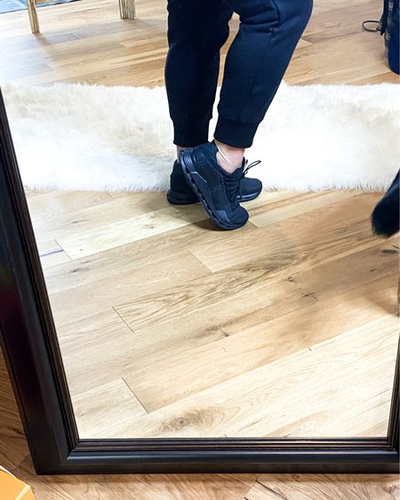 Plus-size Nordstrom Trunk Club try on. Athletic wear, and it feels SO good!! These shoes are EVERYTHING! I love them.    http://liketk.it/37rfE #liketkit #LTKunder100 #LTKshoecrush #LTKcurves @liketoknow.it @liketoknow.it.home    You can instantly shop my looks by following me on the LIKEtoKNOW.it shopping app