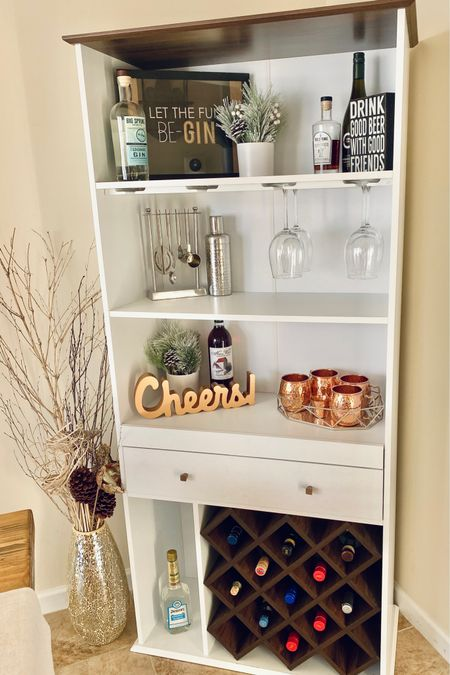 ❗️Daily Deal - my bar stand is 61% off today! ✨ a little bar inspo for you - items from Target, Wayfair, and Bed Bath & Beyond.    http://liketk.it/35qT9 #liketkit @liketoknow.it #LTKsalealert #LTKhome #LTKNewYear