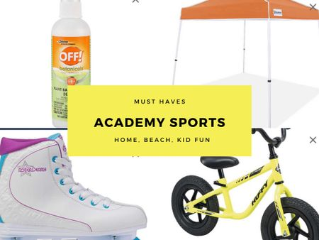Must haves for summer fun outdoors, in the sun with the kiddos. Academy Sports has everything you will need. http://liketk.it/2SByZ @liketoknow.it #liketkit Follow me on the LIKEtoKNOW.it shopping app to get the product details for this look and others @liketoknow.it.home @liketoknow.it.family #LTKDay #LTKhome #LTKfamily #ltkasalesalerts #musthaves