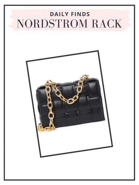 Nordstrom Rack finds: quilted crossbody bag   #LTKGiftGuide #LTKunder100 #LTKitbag