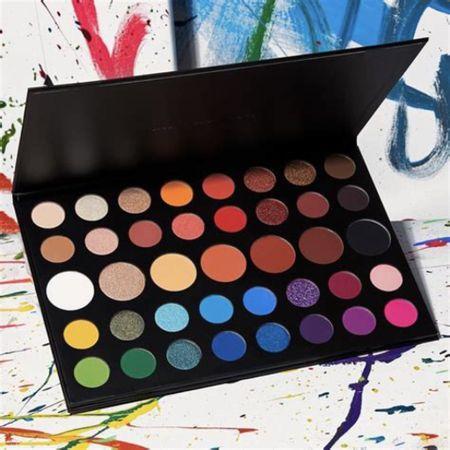 The most gorgeous colorful palette! #jamescharles #eyeshadow   #LTKbeauty #LTKstyletip
