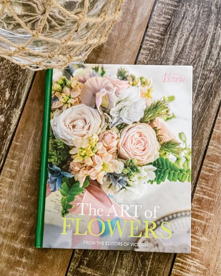 Victoria The Art Of Flowers book. Coffee table book. Floral arrangements tutorials. Floret Flower Farm. Craft DIY book. Rattan vase. Pottery Barn Takhat coffee table. Rustic coffee table. Amazon finds. Gift idea for mom. Birthday present. ❤️ http://liketk.it/3h7x1 #liketkit @liketoknow.it #LTKhome #LTKunder50 #ltkseasonal @liketoknow.it.home Shop your screenshot of this pic with the LIKEtoKNOW.it shopping app Shop my daily looks by following me on the LIKEtoKNOW.it shopping app