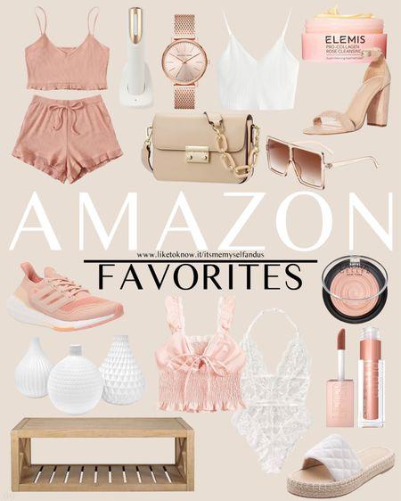 Amazon finds. Amazon fashion. Coffee table. Home decor. Cami set. Nude heels. #LTKsalealert #LTKitbag #LTKunder50 #LTKudner100  #LTKbeauty #LTKhome #LTKstyletip