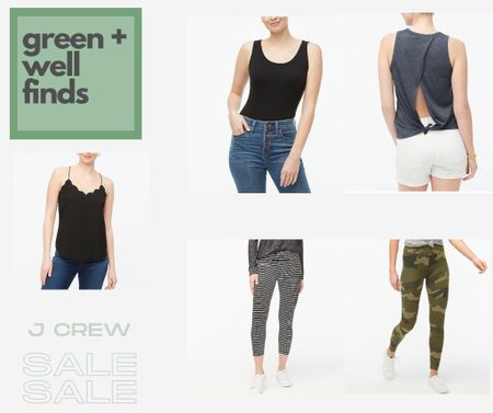 TODAY ONLY Jcrew Factory sale  50% off with an extra 50% with code SALE