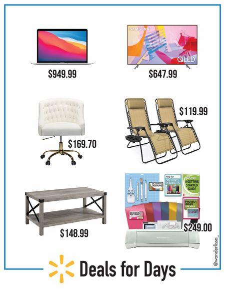 Walmart Deals!   #outdoorfurniture #officechair #cricutmachine #samsung #livingroom  #LTKhome #LTKsalealert #LTKunder100