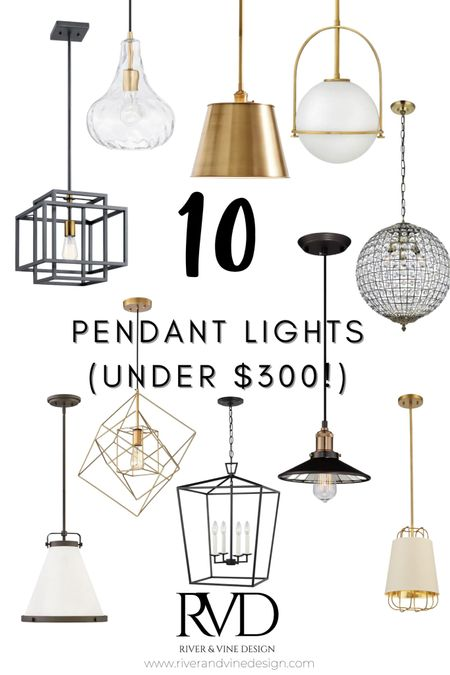 It's a little gloomy down here in Tampa today, so I thought what better way to brighten up this Monday than 10 fabulous pendant options, all for under $300 each!   http://liketk.it/3djii #liketkit @liketoknow.it @liketoknow.it.home You can instantly shop my looks by following me on the LIKEtoKNOW.it shopping app!