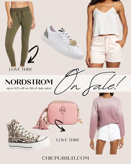 Have you seen these adorable pieces? Nordstrom is doing a big 4th of July sale with up to 83% off! Don't miss these products, seriously the best deals ever 🥰   http://liketk.it/3j2Jj #LTKsalealert #LTKstyletip @liketoknow.it #liketkit #LTKunder100