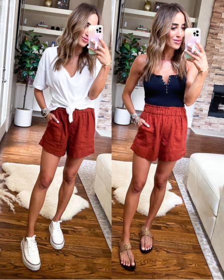 Shorts size xxs use code afbelbel size Xs tee and bodysuit   #LTKunder100 #LTKsalealert #LTKunder50