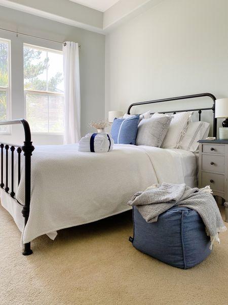 Walmart Gap Home guest room refresh!   #LTKfamily #LTKhome #LTKsalealert