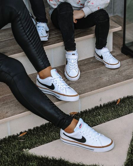 Women's Nike …Back in stock!!! Finally!!! Run tts…yours and mine favorite nikes..my best selling item ever!!I still get asked about these! Jordan , the girls and I all have matching pairs  Save 10% on the best Moto leggings sz small code kimxspanx    #LTKstyletip #LTKfamily #LTKshoecrush
