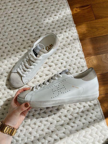 Sam Edelman sneakers fit true to size  #LTKsalealert #LTKunder100 #LTKshoecrush