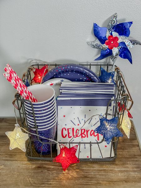 Memorial Day Party Decorations  #LTKSeasonal #LTKhome