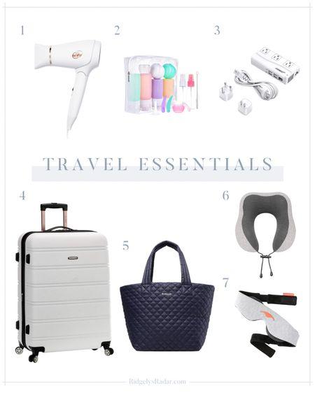 Travel essentials   #LTKtravel #LTKbeauty #LTKstyletip