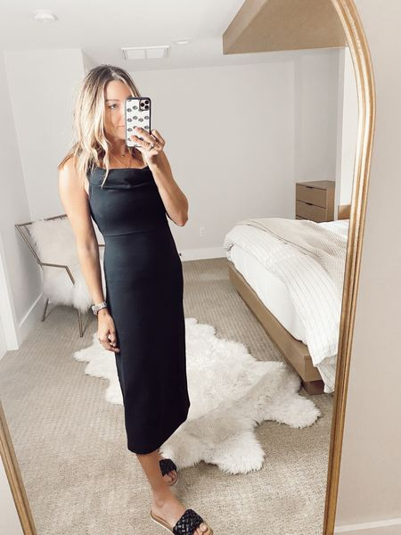Obsessing over this LBD from @amazonfashion ! Did you know that @makingthecuttv is back & this dress is a winning look (wearing a small) Showing more on stories @amazonprimevideo #makingthecut #ad