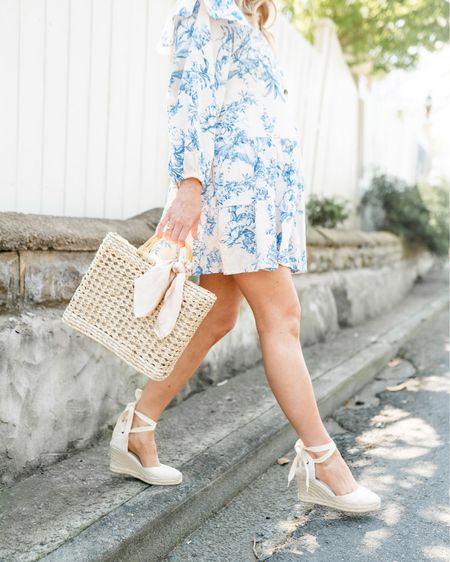 Lace up wedges and this gorgeous bump friendly free people dress  on sale at shopbop! #liketkit @liketoknow.it #LTKsalealert #LTKshoecrush #LTKbump  #bumpfriendlydress http://liketk.it/3cU1p
