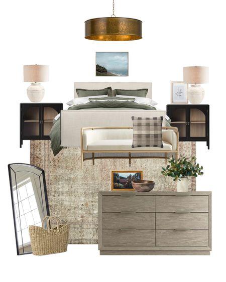 Bedding Design plan